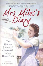 Cover of: Mrs Miles