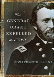 Cover of: When General Grant expelled the Jews