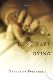 Cover of: A long day's dying