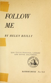 Cover of: Follow me. | Helen Reilly