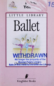 Cover of: Ballet