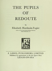 Cover of: The pupils of Redouté