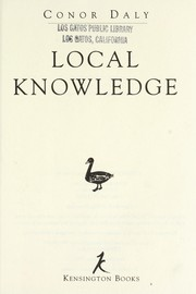 Cover of: Local knowledge