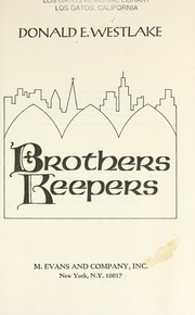 Cover of: Brothers keepers