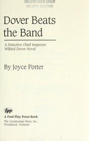 Cover of: Dover beats the band