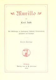Cover of: Murillo