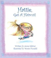 Cover of: Hattie, Get A Haircut!