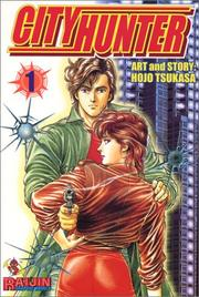 Cover of: City Hunter #1