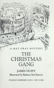 Cover of: The Christmas gang | Duffy, James