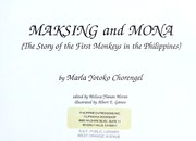 Cover of: Maksing and Mona : the story of the first monkeys in the Philippines |