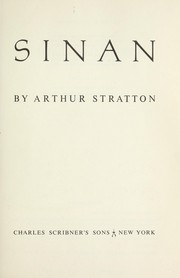 Sinan by Arthur Stratton