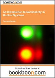 Cover of: An Introduction to Nonlinearity in Control Systems | Derek Atherton
