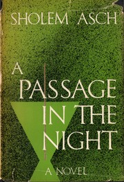 Cover of: A passage in the night