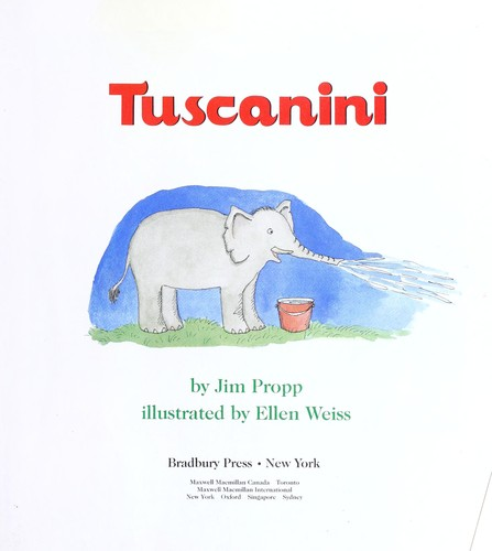 Tuscanini by Jim Propp