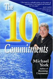 Cover of: The 10 Commitments