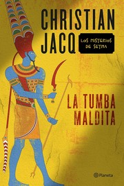 Cover of: La tumba maldita | Christian Jacq