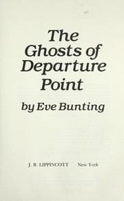 Cover of: The ghosts of Departure Point