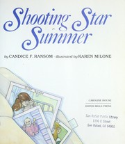 Cover of: Shooting star summer