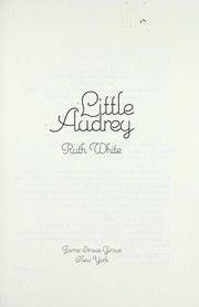 Cover of: Little Audrey
