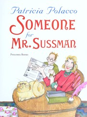 Cover of: Someone for Mr. Sussman