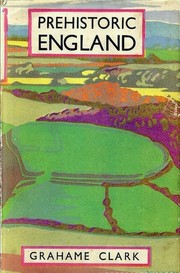 Cover of: Prehistoric England