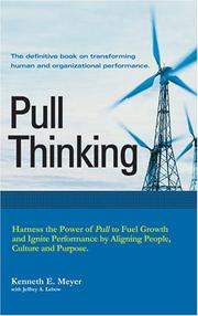 Cover of: Pull Thinking