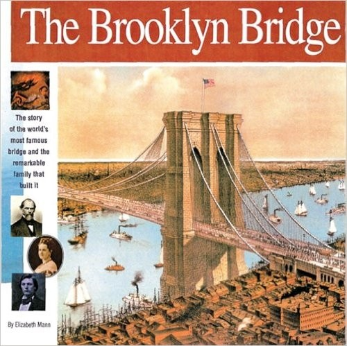 The Brooklyn Bridge by Elizabeth Mann