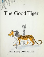 Cover of: The good tiger