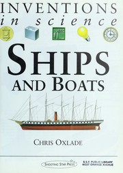 Cover of: Ships and Boats (Inventions in Science)