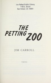 Cover of: The petting zoo