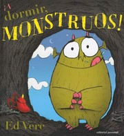 Cover of: ¡A dormir monstruos!