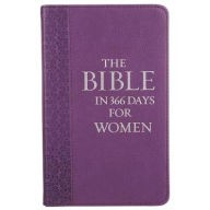 The Bible in 366 Days for Women by Christian Art Gifts