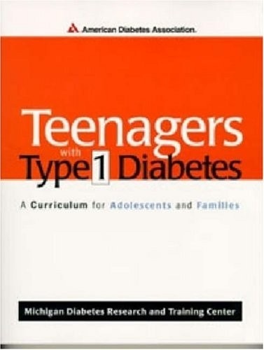 Teenagers with type 1 diabetes by