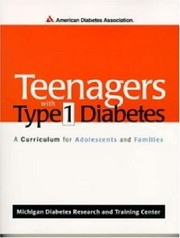 Cover of: Teenagers with type 1 diabetes |