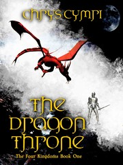 Cover of: The Dragon Throne by Chrys Cymri