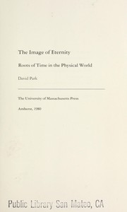Cover of: The image of eternity
