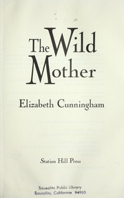 Cover of: The wild mother