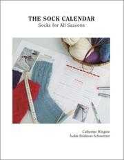 Cover of: The Sock Calendar