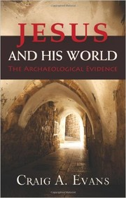 Cover of: Jesus and his world