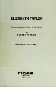 Cover of: Elizabeth Taylor. | Foster Hirsch