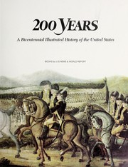 Cover of: 200 years