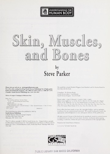 Skin, muscles, and bones by