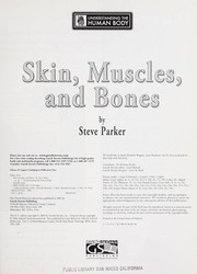 Cover of: Skin, muscles, and bones |