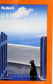 Cover of: Fodor's Greek Islands