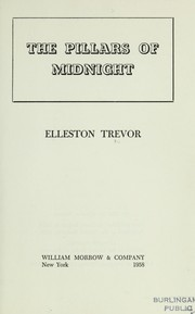 Cover of: The Pillars of Midnight