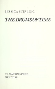 Cover of: The drums of time: Beckman Trilogy 1