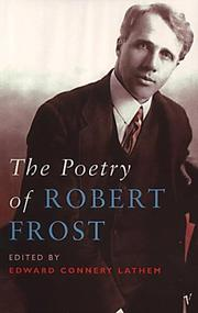 Cover of: The Poetry of Robert Frost
