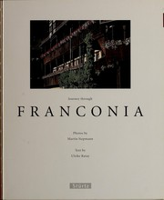 Cover of: Journey through Franconia