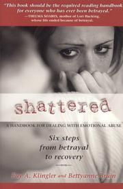 Cover of: Shattered | Fay A. Klingler