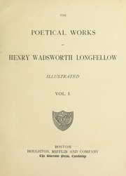Cover of: Poetical [and prose] works | Henry Wadsworth Longfellow